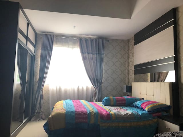 YNT Studio Apartment Nagoya Mansion Batam
