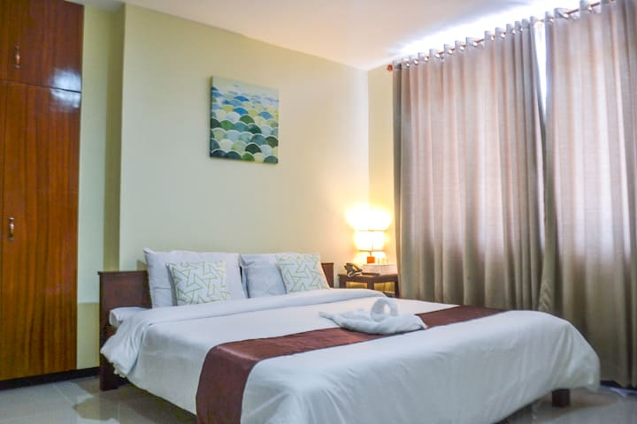 New,relaxing& very affordable hostel in tagbilaran
