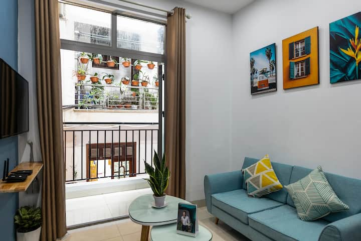 Pegasy Apartment Westlake/02 Brs Apartment/Balcony