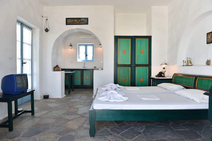 KALIMERA PAROS - Superior Room - Santa Maria - Penzion (B&B)