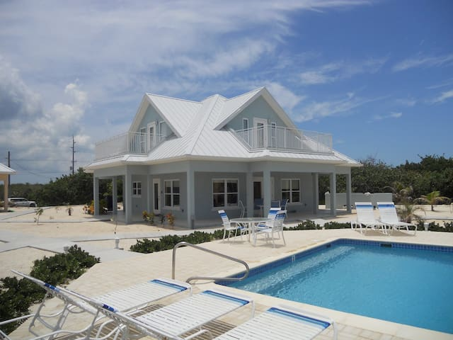 Ocean Paradise 3bd/3bath Beach View Home # 3 Blue - North Side - Willa
