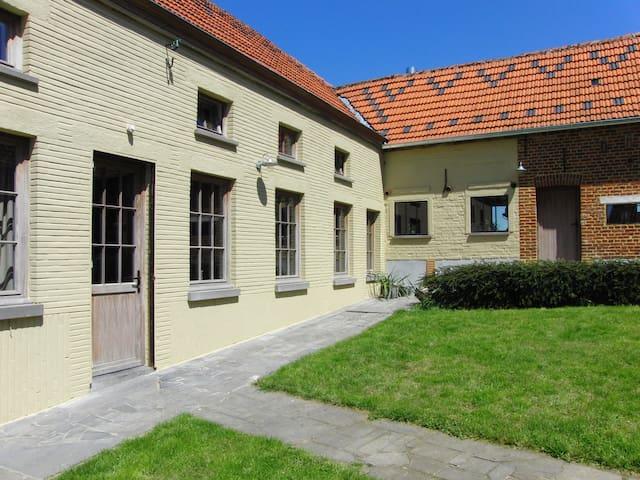 Holidaycottage 't Nophof - Kluisbergen - Hus