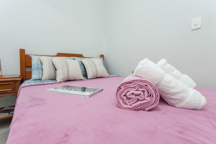 Private apartment with kitchen - Brasília - Wohnung