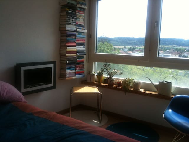 5. Stock, Alpenblick - Lengnau - Apartment