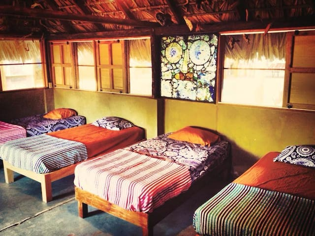 Dorm-style Cabaña By The Beach - Brisas de Zicatela - Dorm