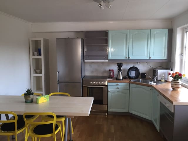 Familievennlig leilighet - Arendal