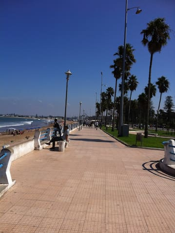 3mn from the beach - El Jadida - Apartamento