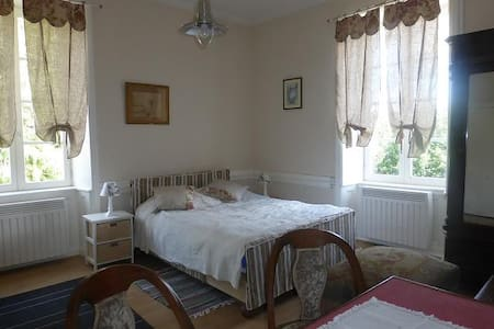 Belle chambre romantique - Hennebont - Дом