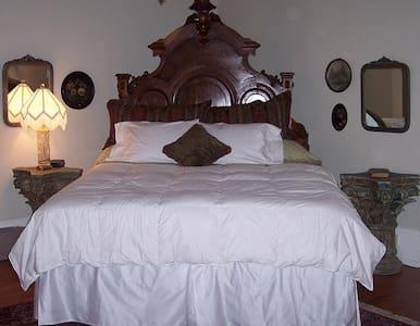 A Beautiful Victorian King Suite - 哥伦布
