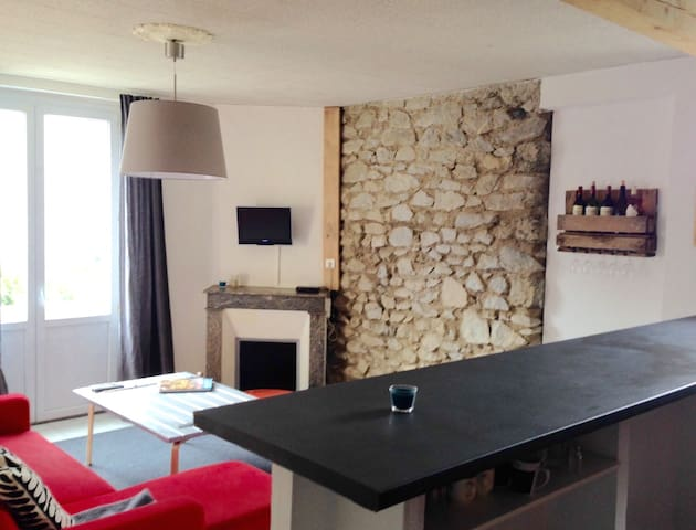Cosy French house - Lourdes - Apartamento