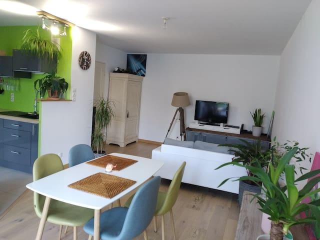 Charmant appartement en impasse