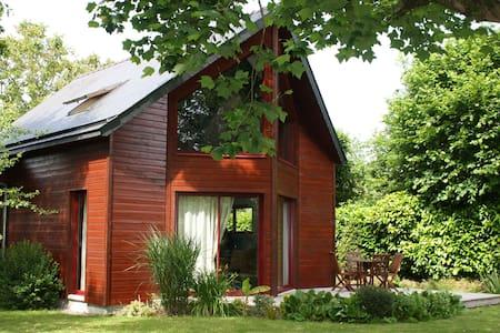 Charmante maison ossature bois - Rédené