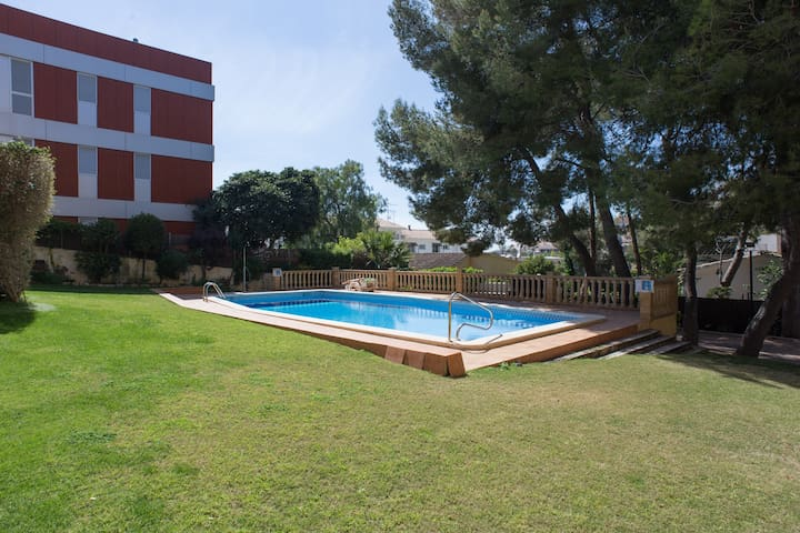 ¡Cozy Penthouse with sea views! - Sant Pere de Ribes - Apartment