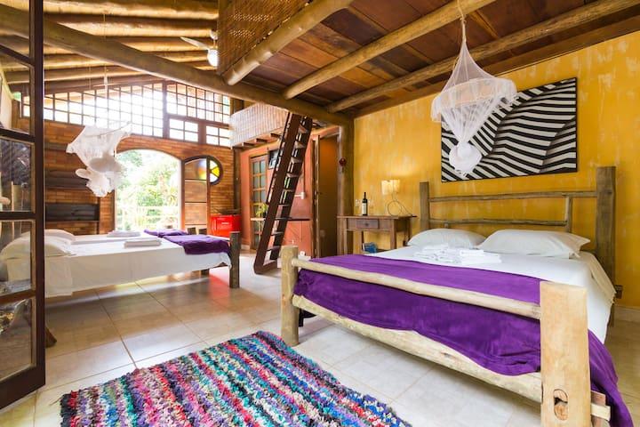Amazing Tree House in Paraty -Mirim - Paraty