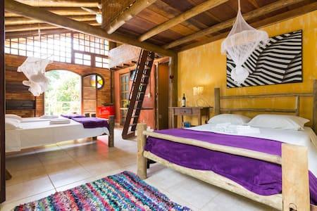 Amazing Tree House in Paraty -Mirim - Baumhaus