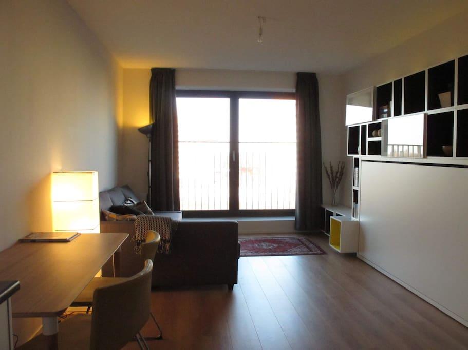 Amsterdam studio apartement appartamenti in affitto a for Amsterdam appartamenti centro