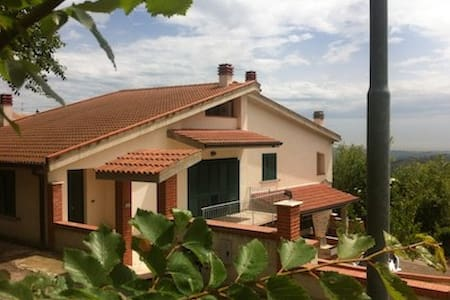 Villa:sea view, 15 min from the sea - Atri