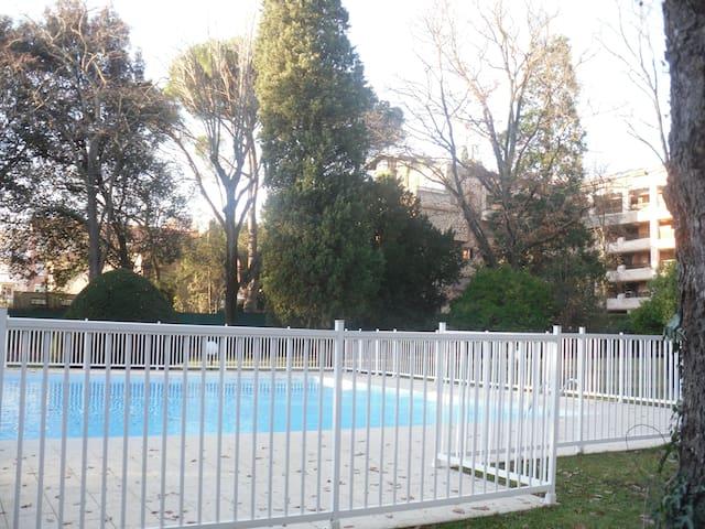 Appart à 15 minutes du centre ville - Toulouse - Apartment