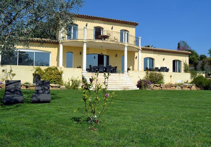 Villa 6-10p swimming pool Cannes - Peymeinade - Villa