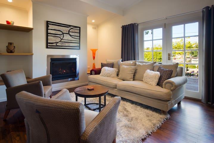 Hampton Cottage: Luxury Daylesford Hepburn Springs - Hepburn Springs - Casa