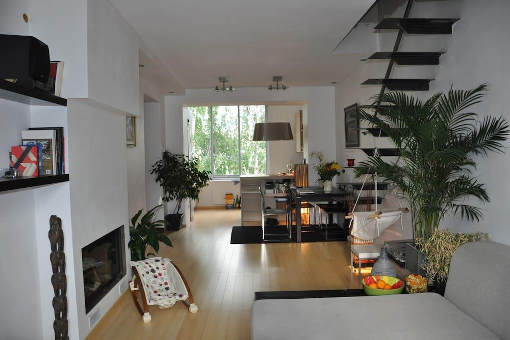 Appartement d 39 architectes grenoble appartements louer for Appartement meuble grenoble louer
