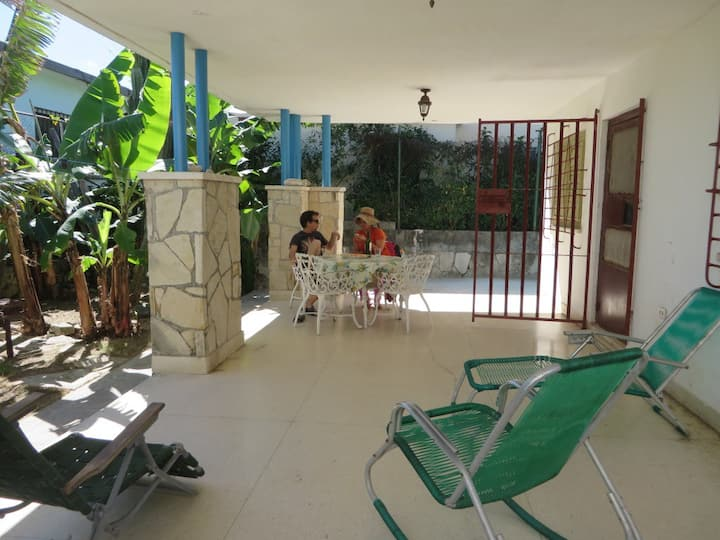 Casa Silvia y Evelio