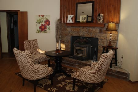 Perfect Family Getaway on 80 Acres - Meridian - Ferienunterkunft