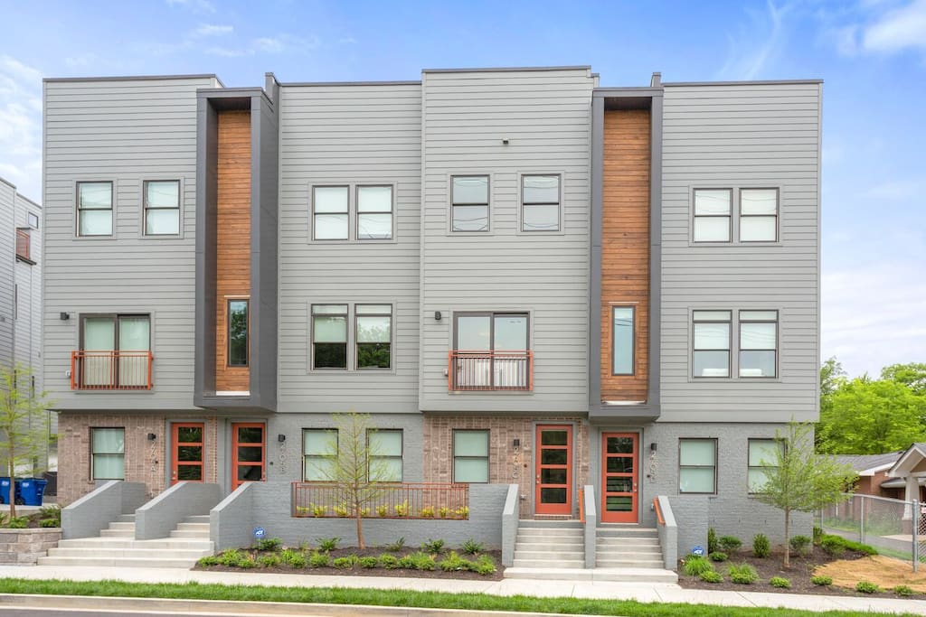 Brand New Development in the new City Heights area