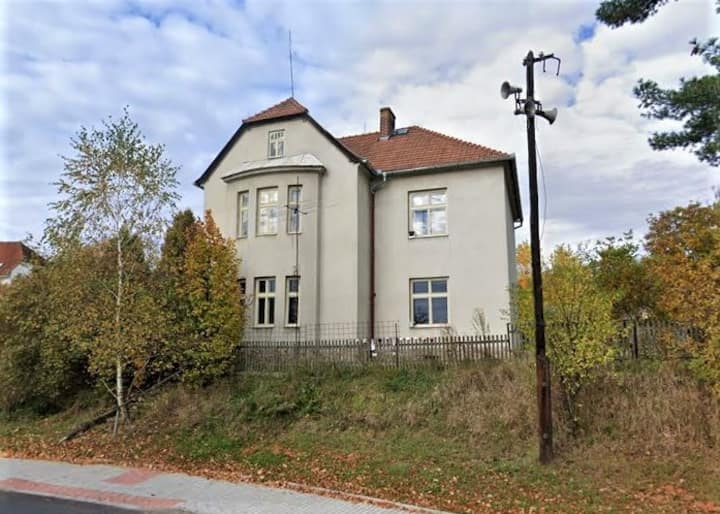 Historic 30´s villa in South Bohemia