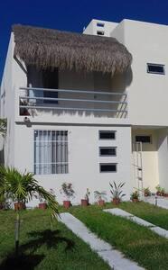 Cómoda habitación en Residencial Privado - Puerto Morelos - Dom