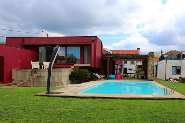 casa do passadiço - Macieira de Sarnes