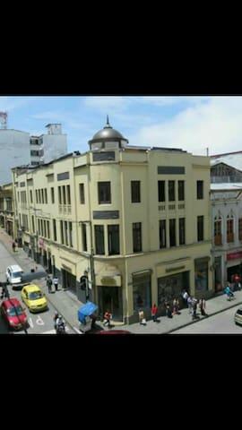 Habitacion en Centro Historico - Manizales - Appartement