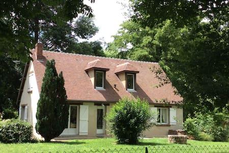 Gîte du Parc du Château - Bailleau-l'Évêque