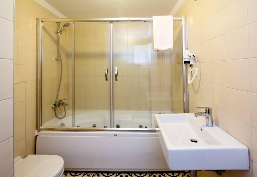 Misafir Banyosu