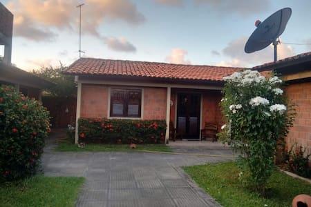 Chalé das palmeiras