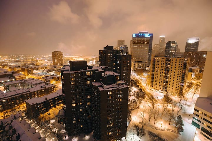 Highrise suite - Minneapolis - Appartement