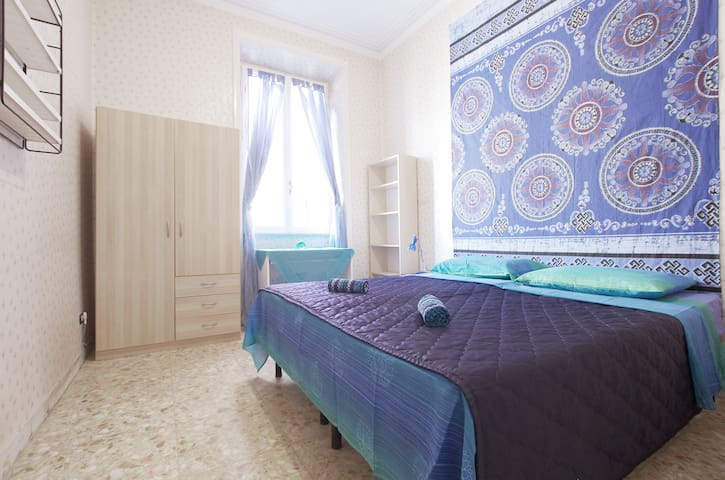Da Thea B&B OTTAVIANO - Vatican (blue room) - Roma - Bed & Breakfast