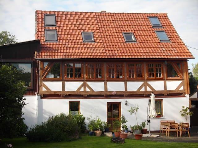 """Ferienwohnung """"Rhumeblume"""" - Rüdershausen"""