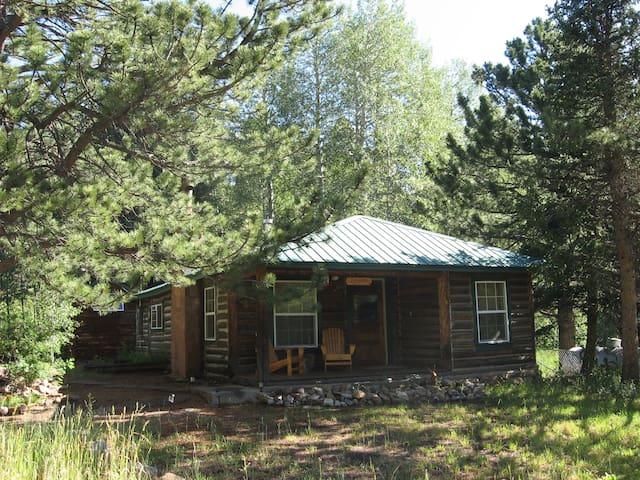 Jack's Cabin - Allenspark - Chatka