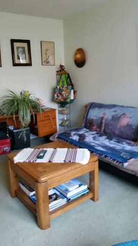 Quite Room with Seperate Living Rm - Nanaimo - Hus