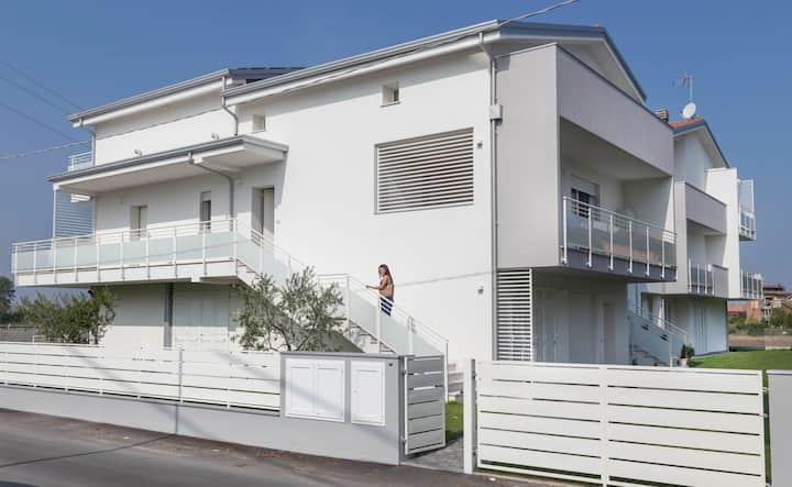 Elegante appartamento a Igea Marina (A)