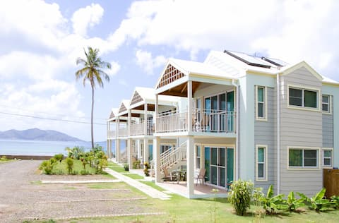 #1: Stunning Oceanfront Flat in a Superb Location