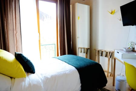 Comfortable, modern single room - Rheinfelden