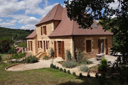 Room in the Black Perigord - Le Bugue - Bed & Breakfast