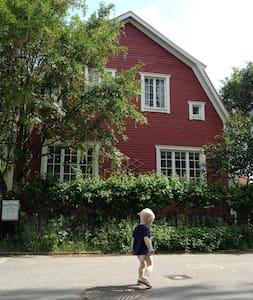 Charming old house - สตอกโฮล์ม - วิลล่า