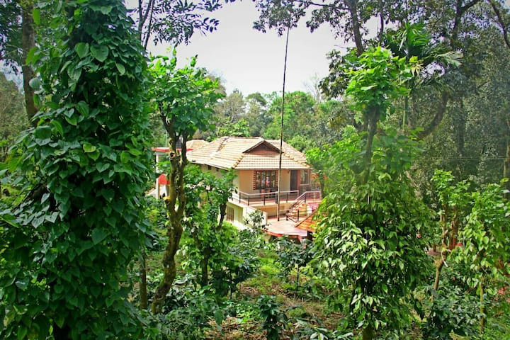 The Cauvery homestay