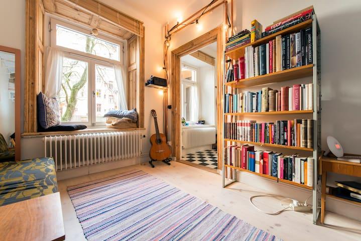 A genuine Södermalm experience - Stockholm - Appartement