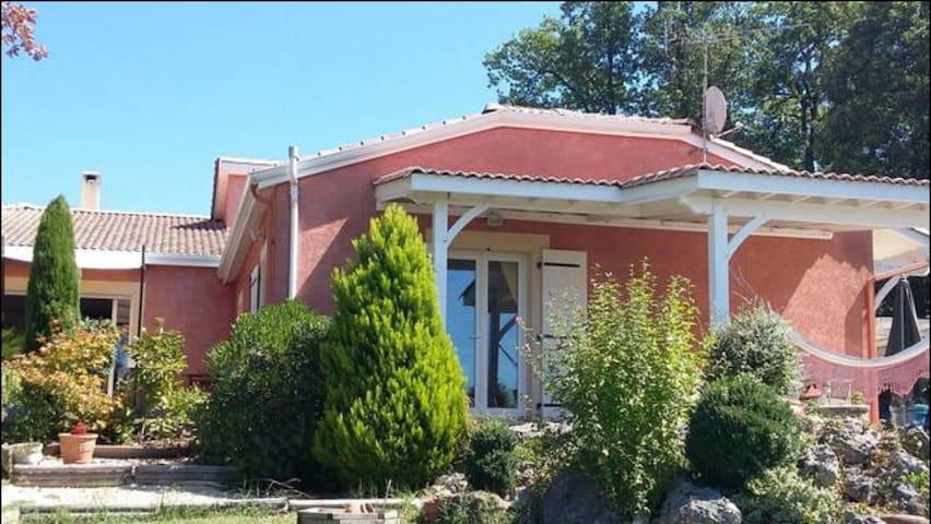 Villa panorama unique - 2 chambres