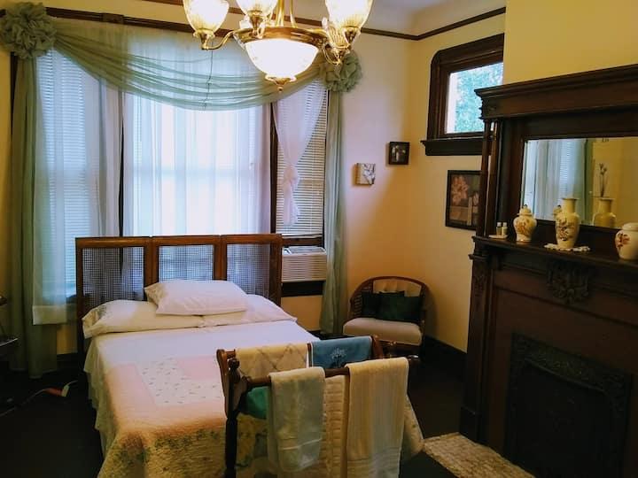 1st Floor Bedroom 1 in my Balcony Guesthouse