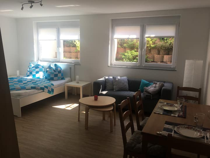 Schöner Wohnen in Rheinstetten - Appartment